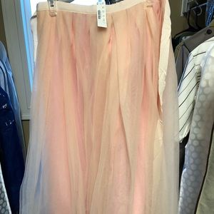 Jcrew Tulle Ball Skirt, NWT